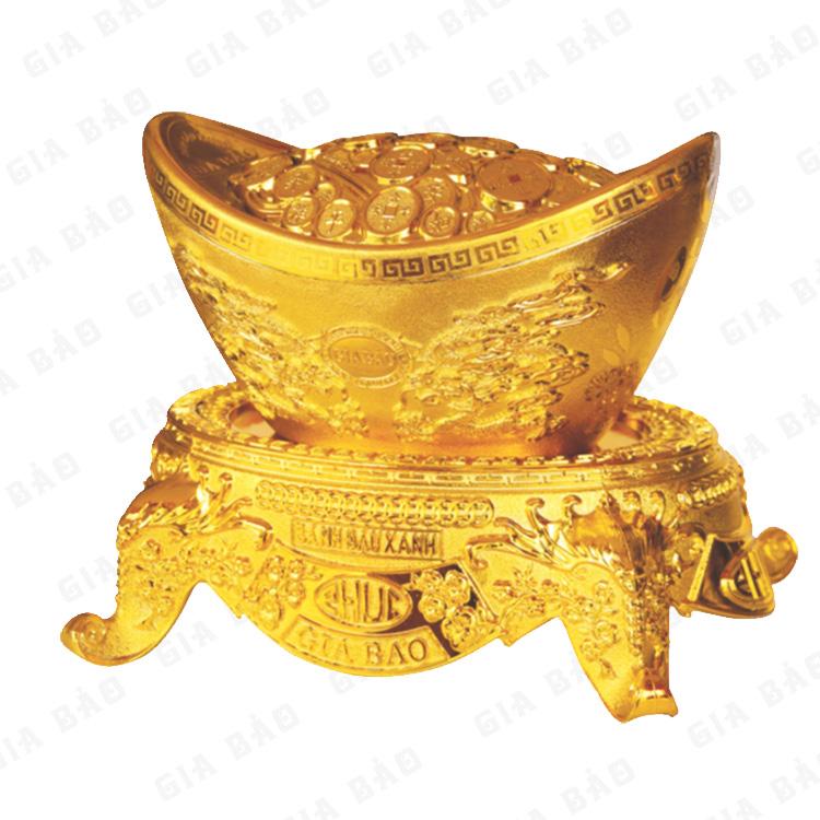 中帝黄金元宝