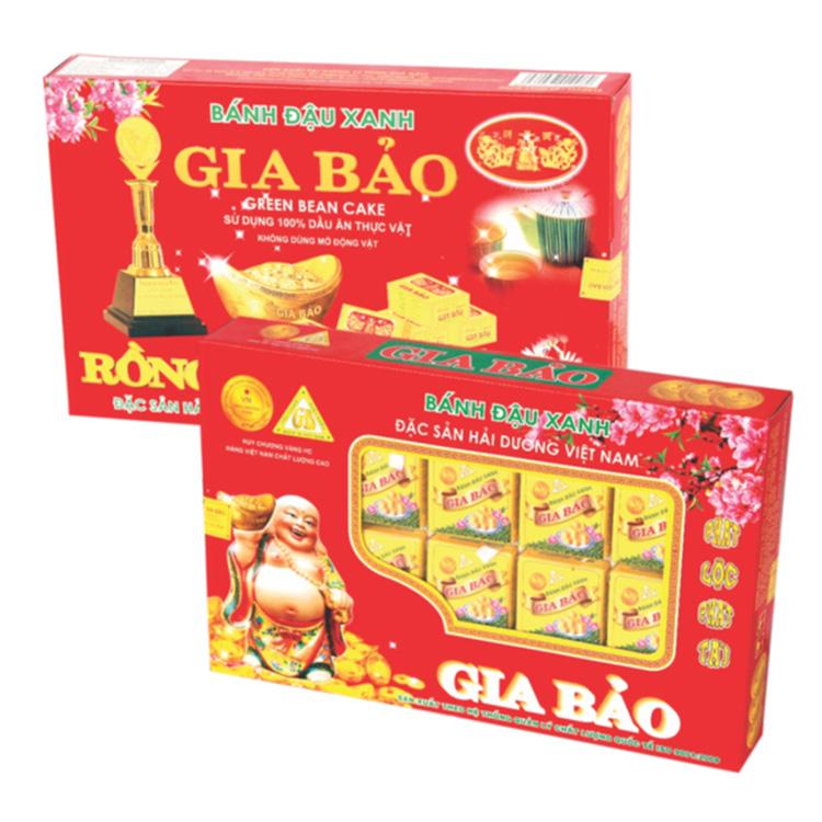 家宝绿豆饼 GB15 盒