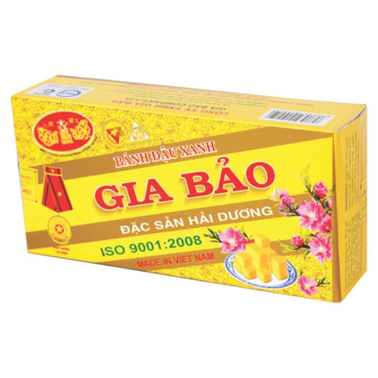 家宝 绿豆饼230g-GB16盒