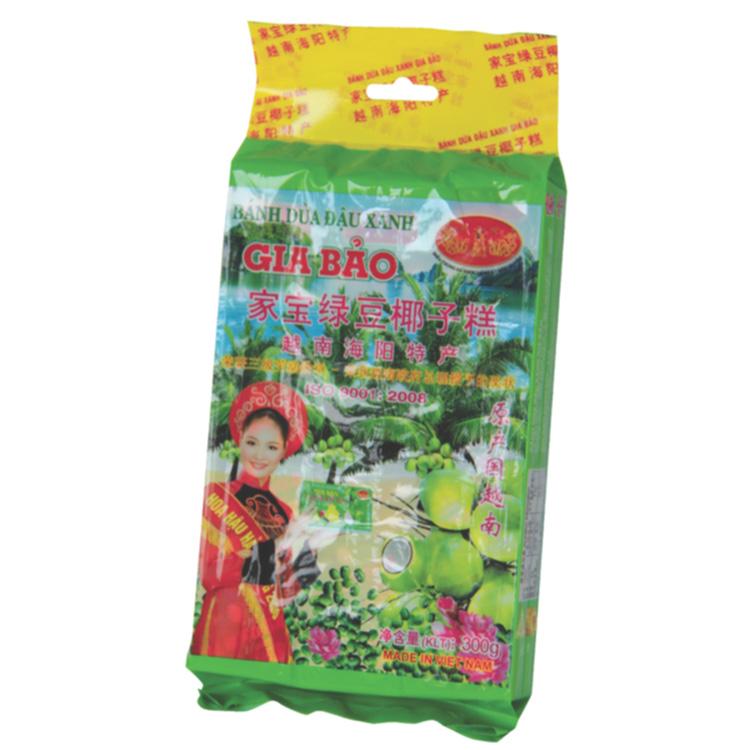家宝 绿豆椰子饼 300g袋