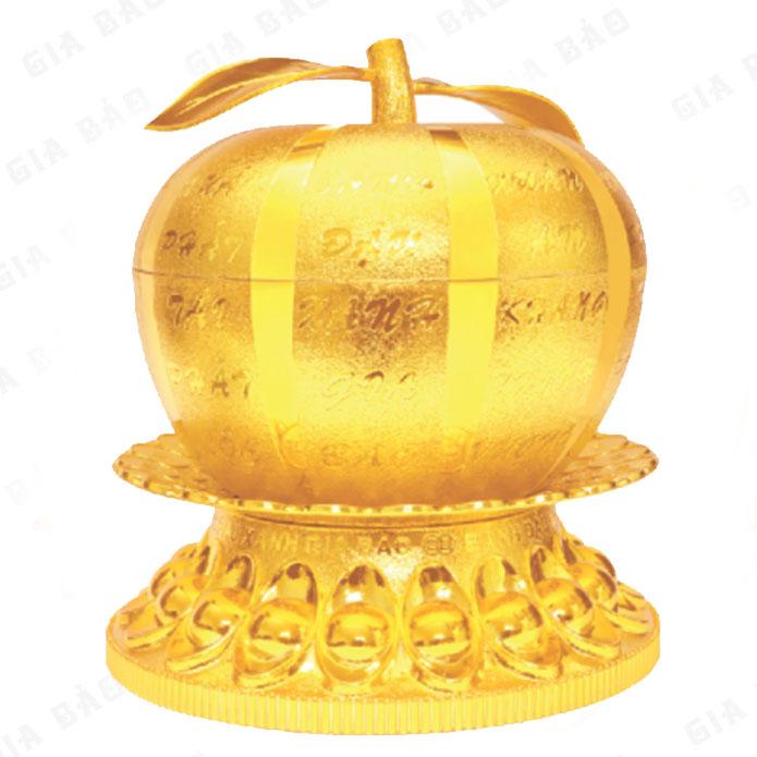 Quả đĩa vàng