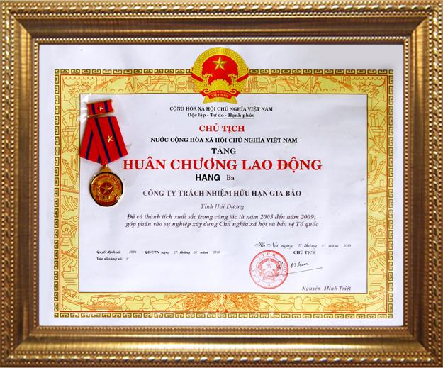 huan chuong GB